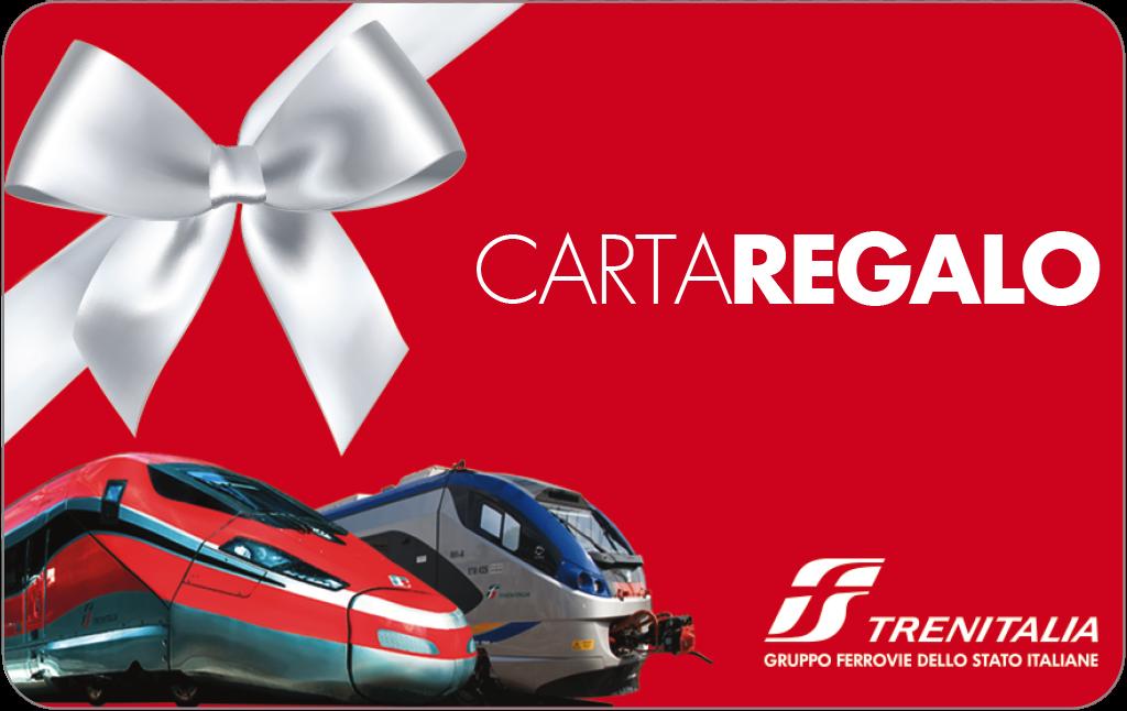 Lancio Carta regalo Rail