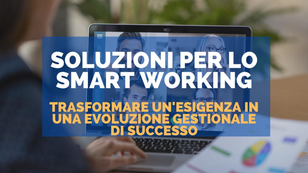 Smart Working – Idee per una nuova organizzazione