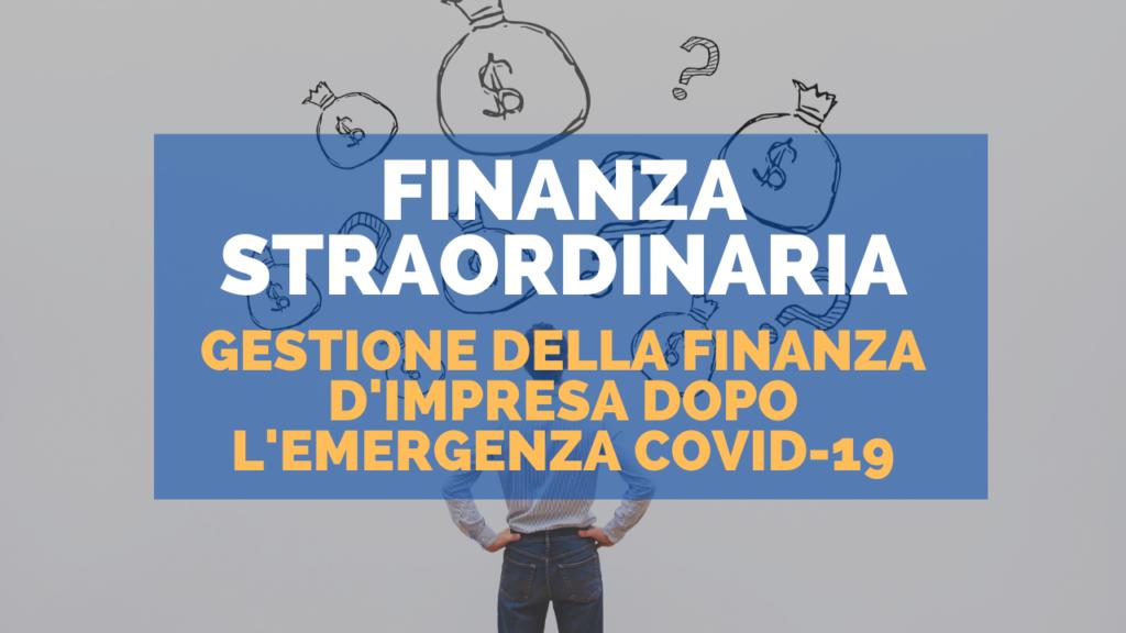 Finanza Straordinaria