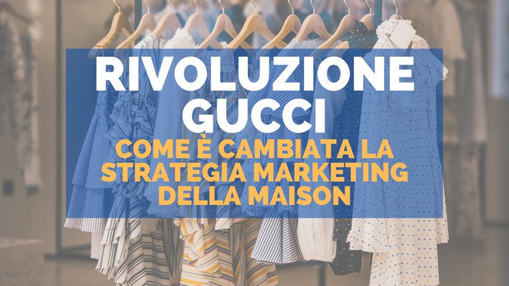 Rivoluzione Gucci