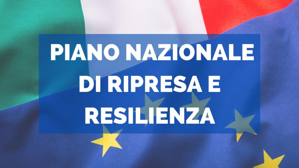 Piano nazionale di ripresa e resilienza